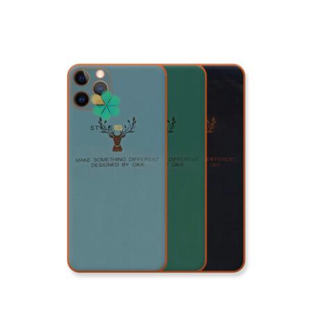قیمت قاب گوزنی برند GKK گوشی ایفون iPhone 12 Pro Max مدل Gold Elk