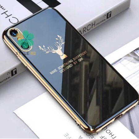 خرید قاب گوزنی برند GKK گوشی ایفون Apple iPhone X / XS مدل Gold Elk