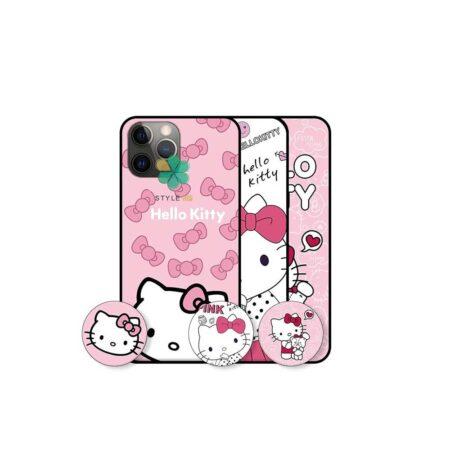خرید قاب دخترانه گوشی اپل Apple iPhone 12 Pro طرح Hello Kitty
