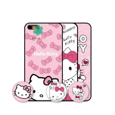 خرید قاب دخترانه گوشی اپل آیفون Apple iPhone 7 / 8 طرح Hello Kitty