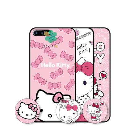 خرید قاب دخترانه گوشی آیفون iPhone 7 Plus / 8 Plus طرح Hello Kitty