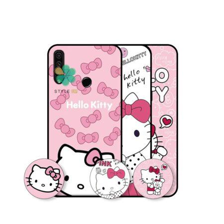 خرید قاب دخترانه گوشی هواوی P30 Lite / Nova 4e طرح Hello Kitty