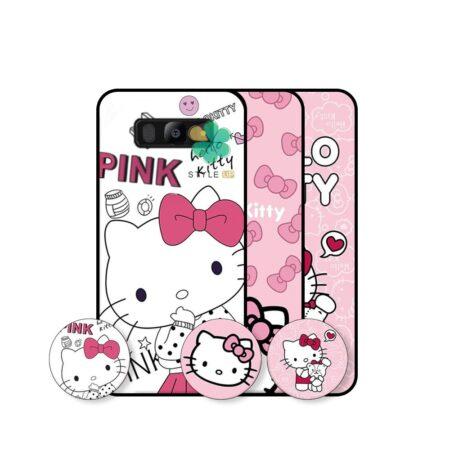 خرید قاب دخترانه گوشی سامسونگ Samsung Galaxy J5 2016 طرح Hello Kitty
