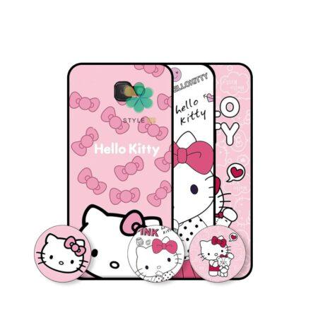 خرید قاب دخترانه گوشی سامسونگ Samsung Galaxy J5 Prime طرح Hello Kitty