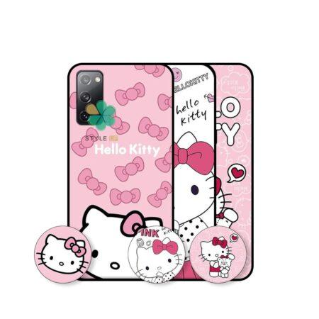 قیمت قاب دخترانه گوشی سامسونگ Samsung Galaxy S20 FE طرح Hello Kitty