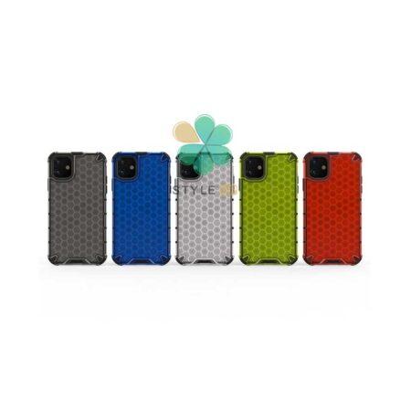 خرید قاب گوشی اپل آیفون Apple iPhone 12 Mini مدل Honeycomb