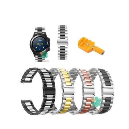 خرید بند ساعت هواوی Huawei Watch 2 Sport مدل استیل دو رنگ