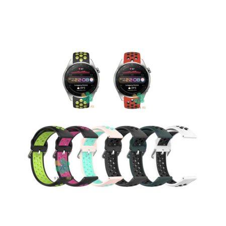 قیمت بند ساعت هواوی واچ Huawei Watch 3 Pro مدل نایکی سگکی