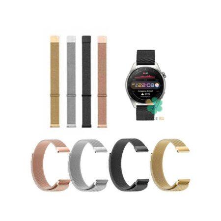 خرید بند ساعت هواوی واچ Huawei Watch 3 Pro مدل Milanese