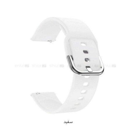 خرید بند ساعت هواوی واچ Huawei Watch 3 Pro مدل سیلیکونی نرم