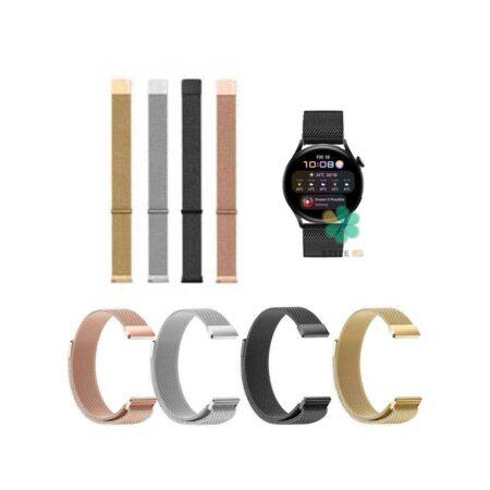 خرید بند ساعت هواوی واچ Huawei Watch 3 مدل Milanese