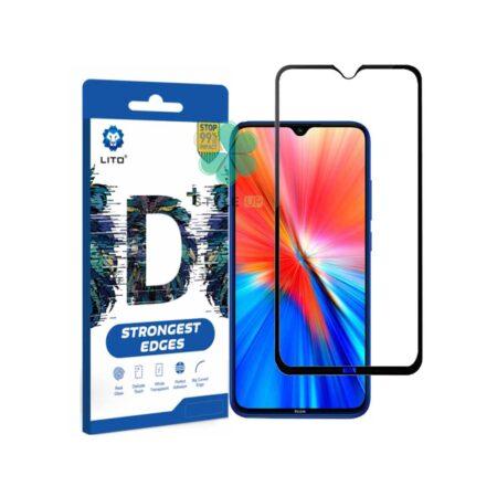قیمت محافظ صفحه گوشی شیائومی Xiaomi Redmi Note 8 2021 مدل D+ LITO