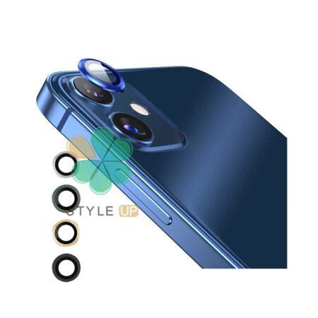 خرید گلس لنز دور فلزی گوشی اپل آیفون iPhone 12 برند Lito