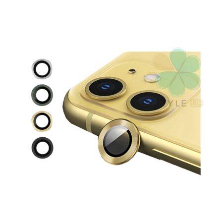 خرید گلس لنز دور فلزی گوشی اپل آیفون iPhone 12 Mini برند Lito