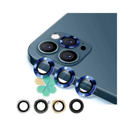 خرید گلس لنز دور فلزی گوشی اپل آیفون iPhone 12 Pro برند Lito