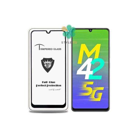 خرید گلس میتوبل گوشی سامسونگ Galaxy M42 5G مدل تمام صفحه