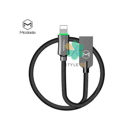 خرید کابل شارژ هوشمند لایتنینگ مک دودو مدل Mcdodo Ca-3904 1.8M