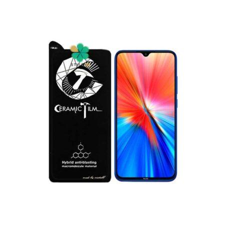 خرید محافظ صفحه سرامیکی گوشی شیائومی Redmi Note 8 2021 برند Mietubl