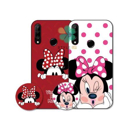 قیمت قاب گوشی هواوی P30 lite / Nova 4e طرح Minnie Mouse