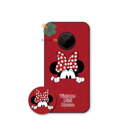 عکس قاب گوشی هواوی Huawei Y9a طرح Minnie Mouse