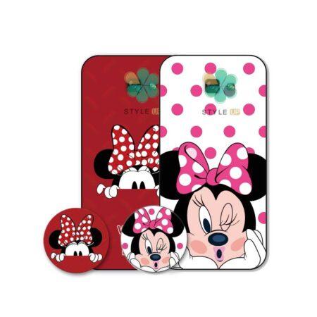 خرید قاب گوشی سامسونگ Samsung Galaxy A7 2017 طرح Minnie Mouse