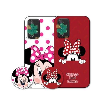 قیمت قاب گوشی سامسونگ Samsung Galaxy A72 طرح Minnie Mouse