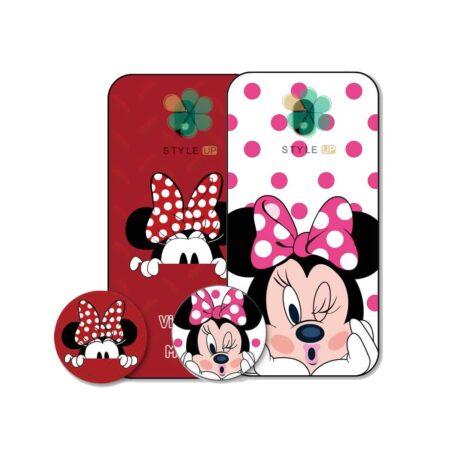 خرید قاب گوشی سامسونگ Samsung Galaxy J5 Pro طرح Minnie Mouse