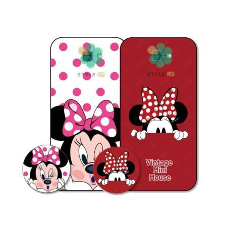 قیمت قاب گوشی سامسونگ Samsung Galaxy J7 Prime طرح Minnie Mouse