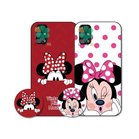 قیمت قاب گوشی سامسونگ Samsung Galaxy M31s طرح Minnie Mouse
