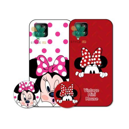 خرید قاب گوشی سامسونگ Samsung Galaxy M62 طرح Minnie Mouse