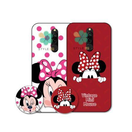 خرید قاب گوشی شیائومی Xiaomi Redmi 8 طرح Minnie Mouse