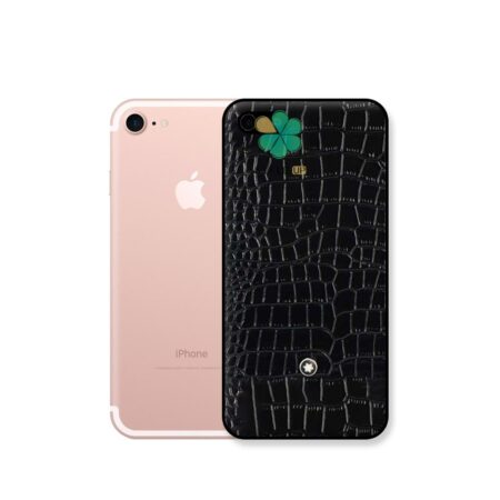 خرید قاب چرمی گوشی آیفون Apple iPhone 7 / 8 برند Mont Blanc