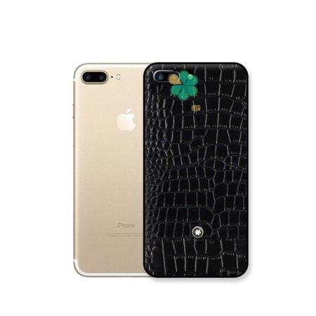 خرید قاب چرمی گوشی اپل iPhone 7 Plus / 8 Plus برند Mont Blanc
