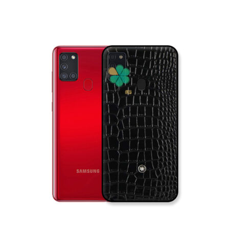 خرید قاب چرمی گوشی سامسونگ Samsung Galaxy A21s برند Mont Blanc
