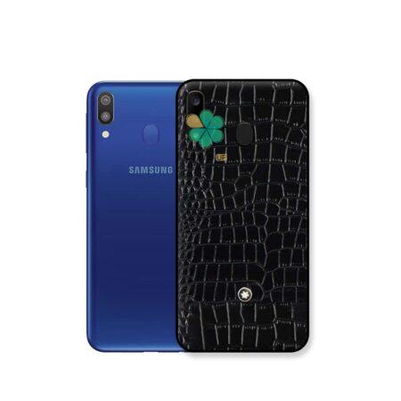خرید قاب چرمی گوشی سامسونگ Samsung Galaxy A30 برند Mont Blanc