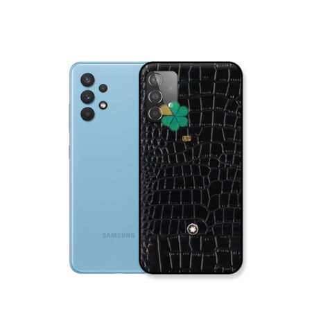 خرید قاب چرمی گوشی سامسونگ Samsung Galaxy A32 5G برند Mont Blanc