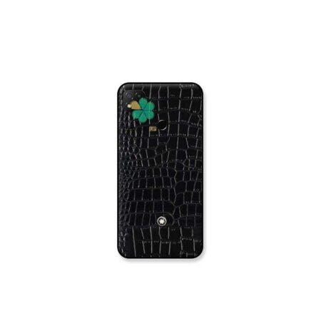 خرید قاب چرمی گوشی شیائومی Xiaomi Redmi 9C برند Mont Blanc