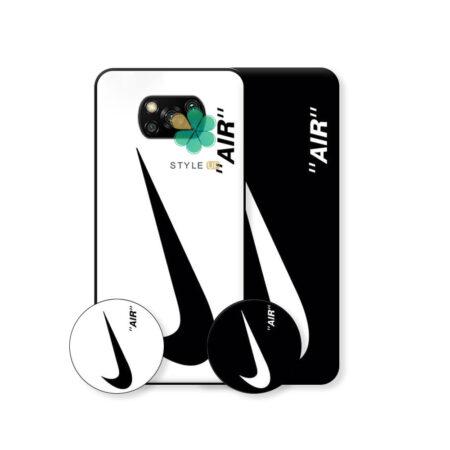خرید قاب اسپرت گوشی شیائومی Xiaomi Poco X3 مدل Nike Air
