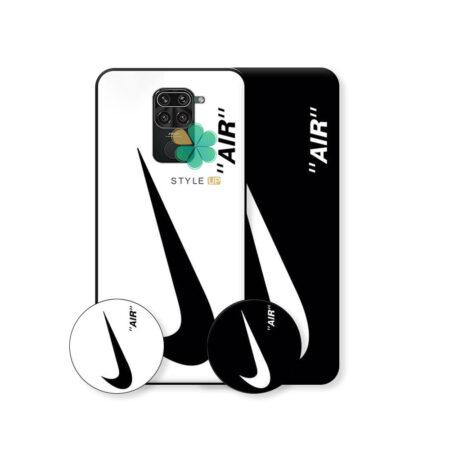 خرید قاب اسپرت گوشی شیائومی Xiaomi Redmi Note 9 مدل Nike Air