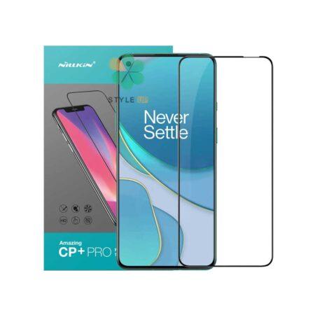 خرید گلس گوشی وان پلاس OnePlus 9R مدل نیلکین CP+ Pro