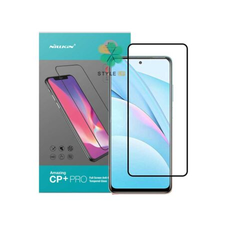 خرید گلس نیلکین گوشی شیائومی Xiaomi Mi 10i 5G مدل CP+ Pro