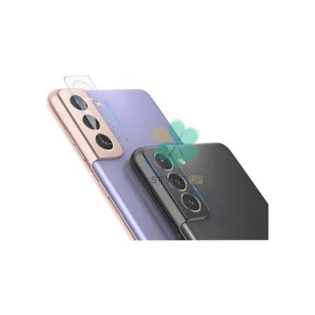 خرید گلس لنز دوربین نیلکین گوشی سامسونگ Galaxy S21 5G مدل Invisifilm