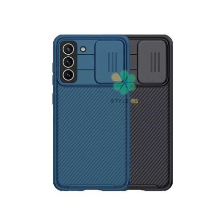 خرید قاب محافظ نیلکین گوشی سامسونگ Galaxy S21 FE 5G مدل CamShield