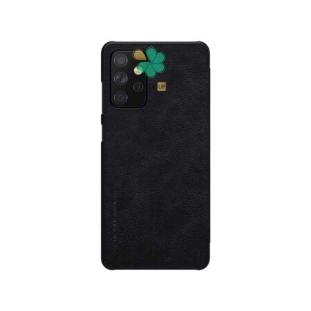 خرید کیف چرمی نیلکین گوشی سامسونگ Galaxy A72 / 5G مدل Qin