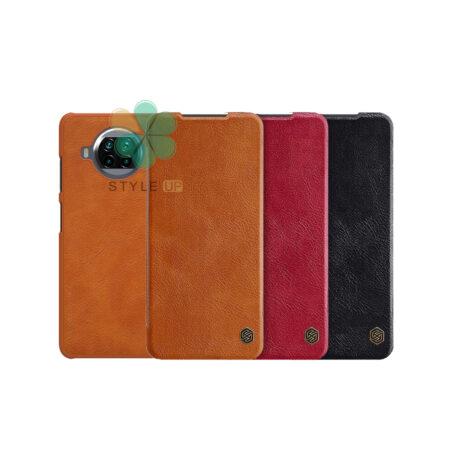 خرید کیف چرمی نیلکین گوشی شیائومی Xiaomi Mi 10i 5G مدل Qin