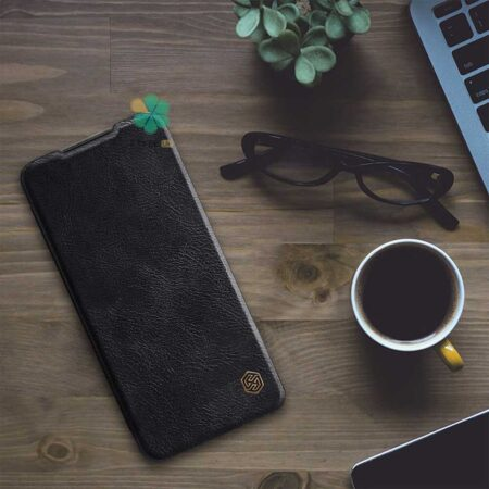 خرید کیف چرمی نیلکین گوشی شیائومی Xiaomi Mi 11i مدل Qin