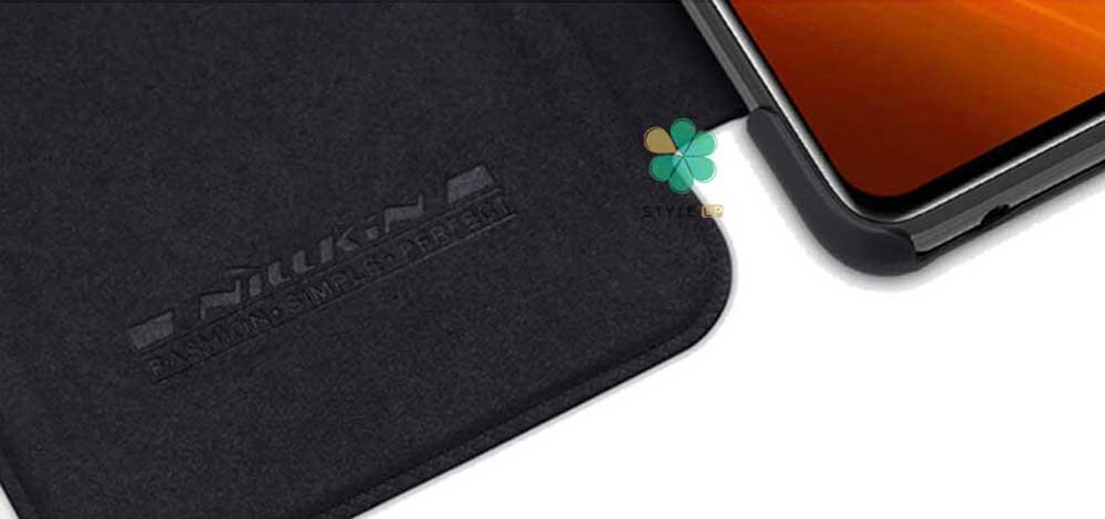 خرید کیف چرمی نیلکین گوشی شیائومی Xiaomi Poco X3 Pro مدل Qin