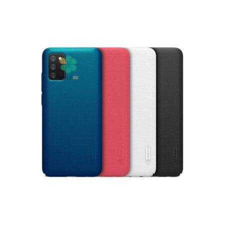 خرید قاب نیلکین گوشی سامسونگ Samsung Galaxy A02s مدل Frosted