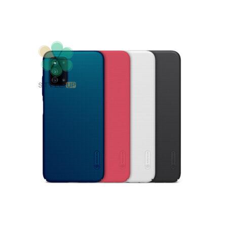خرید قاب نیلکین گوشی سامسونگ Samsung Galaxy F52 5G مدل Frosted
