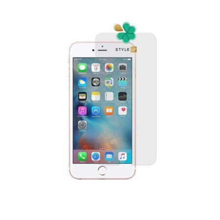خرید گلس بدون حاشیه سرامیکی گوشی اپل iPhone 5 / 5s / SE مدل مات
